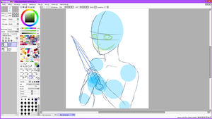 RQ. tiathekiller W.I.P by Lali-the-Bunny