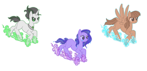 Mlp Ghost adoptables -Closed- by Kiwi-Berry-Bliss