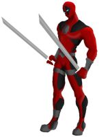 Deadpool - Step 7 by datamouse