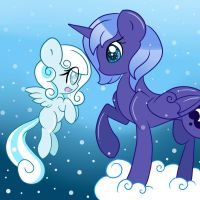 Winter Snow by LoreHoshi