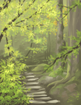 Forest by ClefdeSoll
