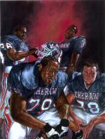 Cheraw HS Football by AnthonyHightower