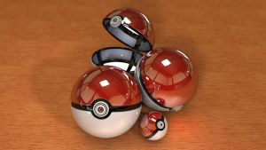 Pokeball by Keynok