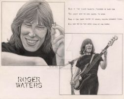 Roger Waters by Rathskeller7