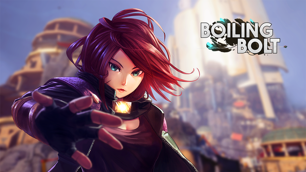 Boiling Bolt June by CTiahao