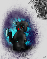 Kihijo Element Void by PaperclipGhost