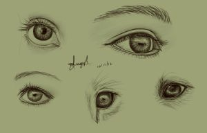 Open your eyes by Nyph-Atzbel