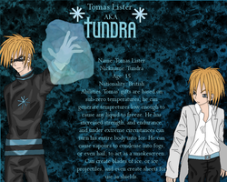 Tundra Reference Sheet by Hughesation