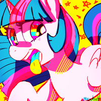 Color Magic X by Mewball