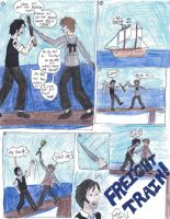 If P.I.E went to Sea... Part 1 by AnneBird