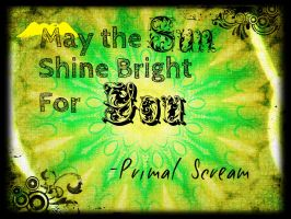May the Sun Shine Bright For You {banner} by epicitaly