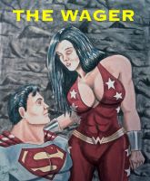 SHORT STORY THE WAGER by MajorO