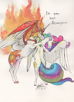 Im You but Stronger by SagaStuff94