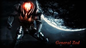 General Zod Wallpaper by BatmanInc