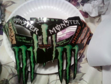 Monster Mask by Darkened-Rei-Angel