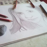 practicing ... portraits (2) by sissadDS