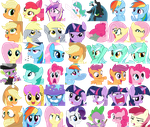 Emotes by rMLPVectors