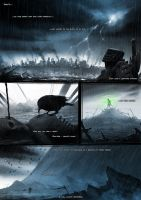 Awaken Realms Comic 002 by artificialdesign