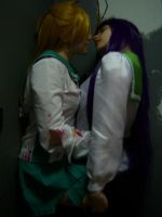 I love you - Highschool of the dead by Himecchin