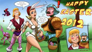 Happy Easter by Maxnethaal