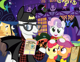 Nightmare Nights Request- Big Jim Miller by PixelKitties