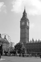 Big ben by alaugust