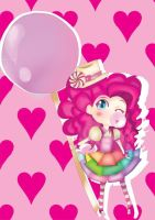 MLP:FiM - Pinkie Pie's Sugary Adventure by cottoncandyFRIZZ