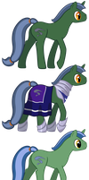 MLP - Forest Shadow Reference by Shachza