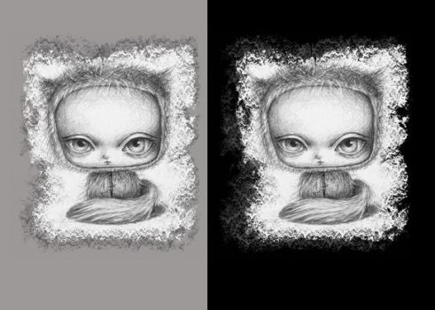 experimental designs for T-shirt by paulee1