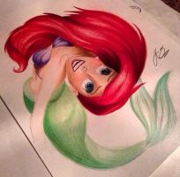 Part of Your World ~ Ariel by x12Rapunzelx