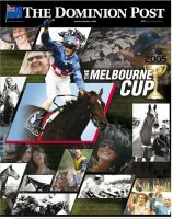 Melbourne Cup wrap by space-for-thought