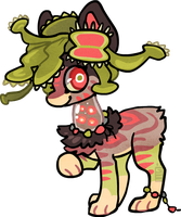 TN_Venusflytrap_Redfireflies by griffsnuff