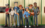 Planes: The Folks of Propwash by Aileen-Rose