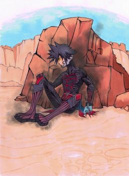 theKHRP Project #1 - Vanitas by Chalxsion