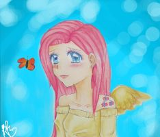 Fluttershy by NeverGiveUp22