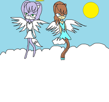AT: Sky Angels by blissfulangel1994
