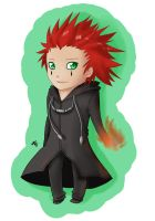 Axel by ashestocrows