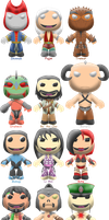MK9 Sackboy Vetoeds by ChrisFClarke