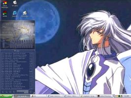 My  Yue desktop by jurei
