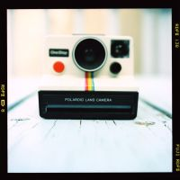Polaroid one step by cameraflou