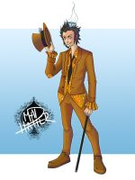 Mad Hatter - full by RoroZoro