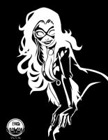 Black Cat II Refined - CAA by EryckWebbGraphics