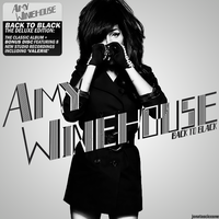 Amy Winehouse - Back to Black by jonatasciccone