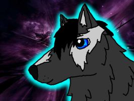 Soul Wolf by icewormie