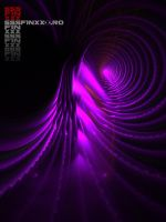 3264 Purple rise by AndreiPavel