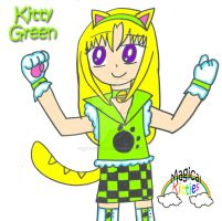 Kitty Green by Magical-Kitties