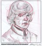 Sketch: Tyrion Lannister by EttoBascianoWorks