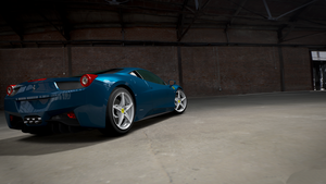 Ferrari 458 Italia by No121Else