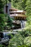 Falling Water - Kaufman House by rubrduk
