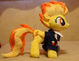 Spitfire Plush by inept77